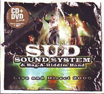 Immagine di Live and direct 2006 (Cd + Dvd) Sud Sound System